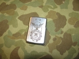 K-9 Dog Handler Military Police Zippo - MP Osan Air Base Korea