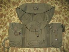 Parachutist Medical Bag - AIRBORNE - Combat Medic - US WWII WK2