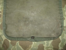 2 Quart Collapsible Canteen Cover - US Army USMC WWII WK2