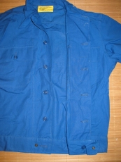 Hospital Shirt, Jacket Convalescent, 1969, US USMC Vietnam Medic