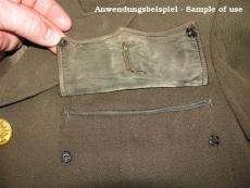 Snap Fasteners GUARDIAN für Uniformen - US Army USMC WWII WK2