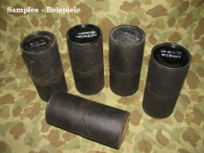M42A1 Container f. AN-M14 Brandgranate - US USMC WWII WK2