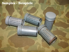 Anti Dim Cloth für Gasmaske / Gas Gask - US Korea Vietnam