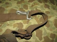 Airborne Demolition Bag - ORIGINAL - Tasche für Sprengmittel US Army WWII WK2