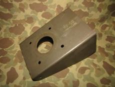 MP-50 Antenna Mast Bracket für Jeep Funkgerät / Radio US Army Willys MB GPW Dodge WC US WWII WK2