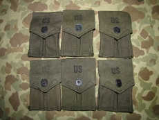 M-1923 Magazine Pocket - Magazintasche .45 Colt 1911 - US Army USMC REFORGER USMC Vietnam