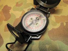 Compass, Magnetic - Kompass - 1978 datiert - US Army USMC REFORGER