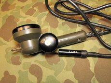 T-17 Microphone - Mikrofon für Funkgeräte - US Army USMC WWII WK2