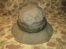 Boonie Hat, POPLIN - Non Rip Stop - ~7 1/4 / 58cm - US Army USMC Vietnam