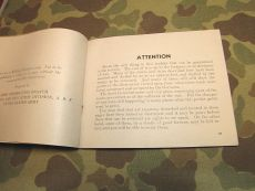 Pocket Guide to CITIES OF BELGIUM & LUXEMBOURG - 1944 - ETO - US Army WK2 WWII