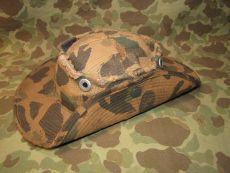 Advisor Hat / Berater Hut - Duckhunter / Beo Gam Camouflage - US Army MACV Vietnam