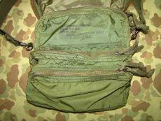 M3 Medical Bag - Nylon - 1973 - US Army USMC Combat Medic Vietnam REFORGER