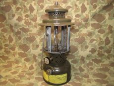 Gasoline Lantern 252 - 1969 - Coleman Benzinlaterne - US Army USMC Vietnam