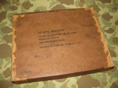 Magazine Cap, .45 M3 Sub Machine Gun, Grease Gun, US WWII WK2