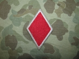5th Infantry Division Patch - Cut Edge - US Korea - Occupation