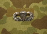 Basic Parachutist Wings - STERLING - US Army, post WWII WK2