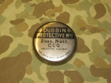 Schuhcreme - Shoe and Boot Dubbin - 1944 - WK2 WWII US / UK D-Day