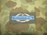 CIB 2nd Award, Combat Infantry Badge, GERMAN MADE, US Army