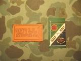 2x Zigarettenpapier - Cigarette Papers RIZ LA CROIX + HALF & HALF - US Army USMC WWII WK2