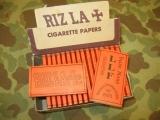 Cigarette Paper - RIZ LA CROIX - Zigarettenpapier, US WWII WK2