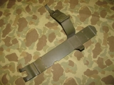 Grease Gun Bracket, Halter für Fettpresse - US Army USMC WWII WK2 Willys Jeep