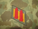 2nd Defense Sector New York / Philadelphia Patch - US WWII WK2