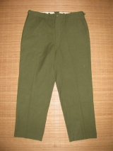 M-1951 Field Trousers - X-LARGE - Cold War REFORGER Berlin