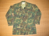 RDF Camouflage Shirt, Rapid Deployment Force, US Army USMC Reforger Grenada