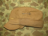M-1907 Winter Cap - 10th Mountian Division (?), US Amy WWI WWII