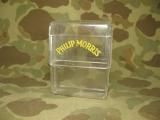 Cigarette Box - PHILIP MORRIS - PX US Army USMC Vietnam