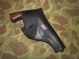 .38 S&W Revolver Holster - US Army US Navy USMC  Vietnam