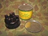 Distributor Cap - Verteilerkappe - Willys Jeep - Hotchkis US Army USMC WWII WK2