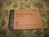 Language Course - SPOKEN RUSSIAN - US Army WK2 WWII Occupation