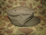 M43 Field Cap - datiert Nov. 1944 - US Army WWII WK2