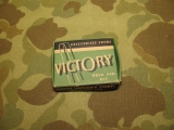 VICTORY Hair Pin Kit - WAC WAVE WASP  - US Army USMC WWII WK2