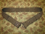 M-1936 Pistol Belt, Koppel,  1950er Jahre, US Army USMC MACV Advisor Vietnam, Occupation, Korea