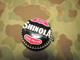 Black SHINOLA Boot Polish - Schuhcreme - US Army USMC Vietnam