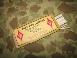 Pipe Cleaner - DILL`S mfg. - Pfeifenreiniger (auch für Waffen) - US Army USMC WWII WK2