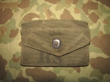 M-1942 First Aid Pouch - B.A.B. CO - US Army USMC WWII WK2