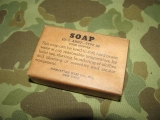 GI Seife - Soap, Type II - US Army USMC WWII WK2