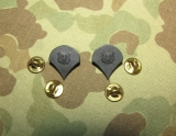 Specialist 4th Class Ranks - E-4 - Pin On - Dienstgrad für Kragen - US Army Vietnam REFORGER