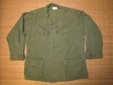 Tropical Combat Shirt - Jungle Jacket - MEDIUM - ca. 1966/67 - US Army USMC Vietnam