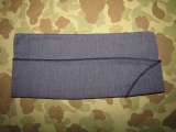 Overseas Cap / Garrison Cap, Enlisted - Size 7 3/8 - Dress Blue - US Air Force Vietnam