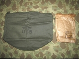 Patients Effects Bag - Waschzeugbeutel - 1967 datiert - US Army USMC Vietnam