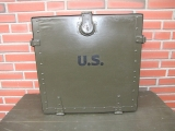 Record Field Desk / Chest - 1944 datiert - Feldbüro -  US Army USMC WWII WK2