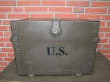 Record Field Desk / Chest - Typ II - 1942 datiert - Feldbüro -  US Army USMC WWII WK2