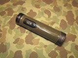 Map Reading Flashlight - Taschenlampe zum Karten lesen - US Army WWII WK2