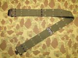 M-1956 DAVIS Koppel, Pistol Belt, LARGE / LONG US Army USMC Vietnam