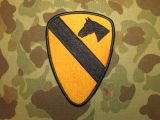 1st Cavalry Division Patch, Armabzeichen - US Army Vietnam REFORGER