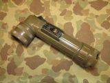 Flashlight MX-991/U - Taschenlampe - mit Schalterschutz - US Army USMC REFORGER